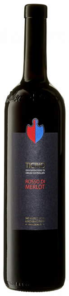Merlot Ticino, Angelo Delea