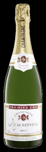 Champagner C. de Senneval 1er Cru