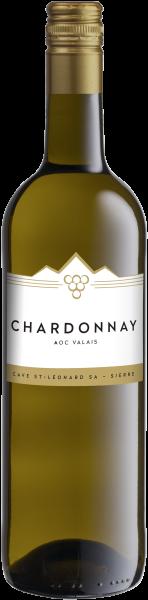 Chardonnay du Valais 2014, Caves St-Léonard