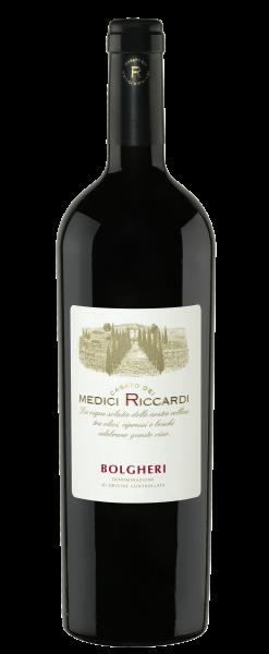 Medici Riccardi Bolgheri