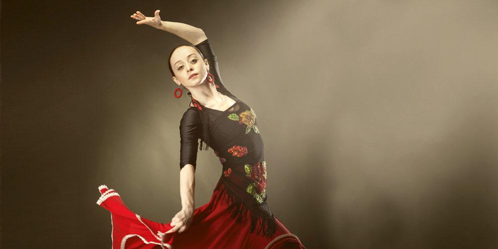 Das Flamencokleid von den Motten befreien