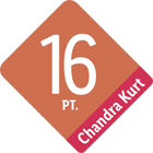Chandra Kurt Ranking 16 Punkte